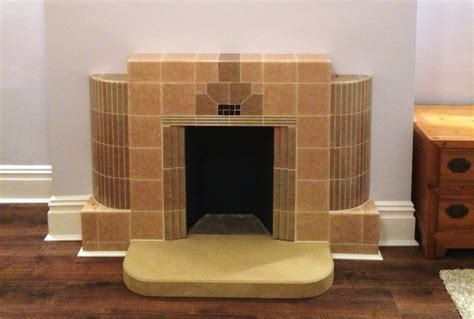 Deco Fireplace Tiles by Deco Fireplace Hearth Traditional