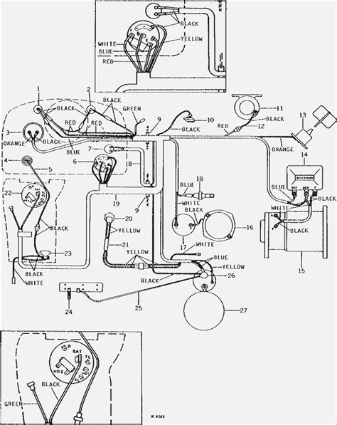 deere 4020 starter wiring diagram wiring diagram manual