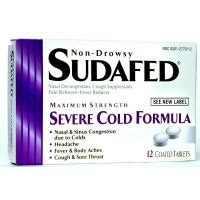 Sudafed Detox by Drugs And Medication Picture