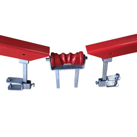 boat trailer kit boat trailer glider kit 400mm self centering v kit red