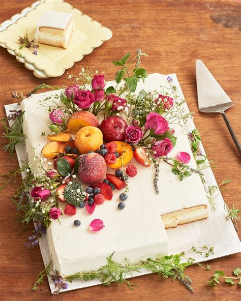 Grocery Store Wedding Cakes by How To Make A Wedding Cake From A Grocery Sheet Cake Kitchn