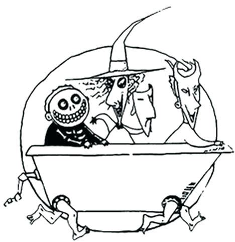 zero from nightmare before christmas coloring pages home improvement the nightmare before christmas coloring