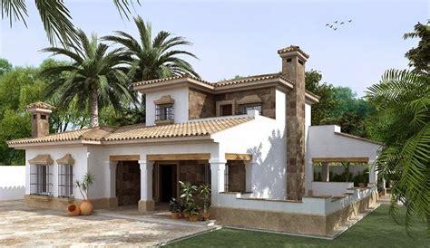 Territorial Style House Plans 10 Fachadas De Bellas Casas Coloniales Planos Y Fachadas