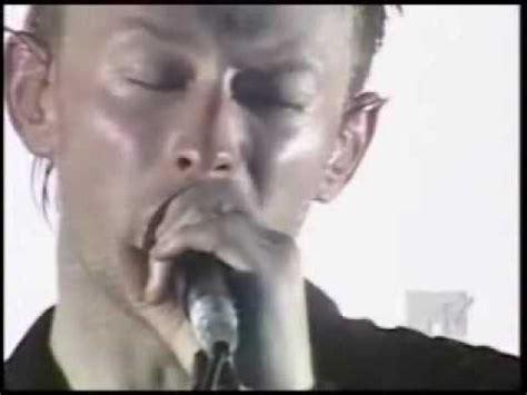 radiohead no surprises testo radiohead musica e