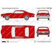 The Blueprintscom  Vector Drawing Chevrolet Chevelle