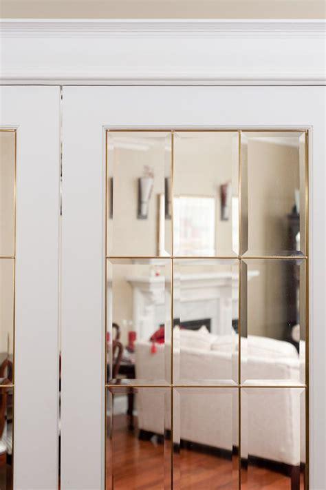 Beveled Glass Doors Interior Distinctive Interiors Beveled Glass Door With Brass Caming Doors Glass