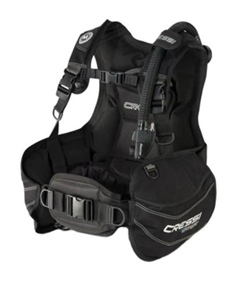 dive bc cressi sub start scuba diving bcd made in italy dive bc