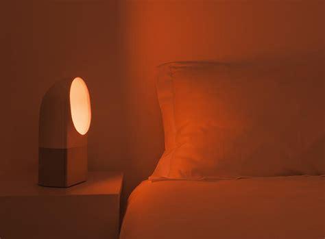 Sleeping With Lights On by The Aura Alarm Clock Hacks Your Circadian Rhythm To Help