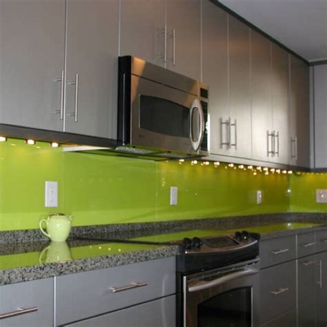 painted glass backsplash glass inspiration