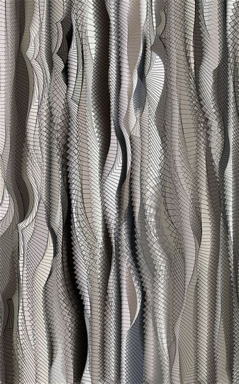 esmeralda curtain pattern texture patterns textures the straight and angled lines create a rich texture in