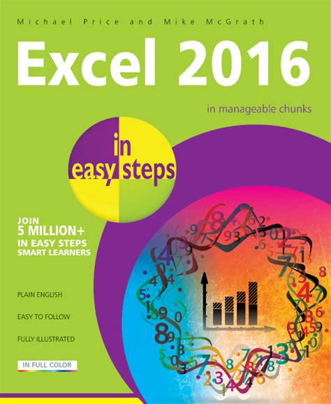 macos high in easy steps covers version 10 13 books in easy steps excel 2016 in easy steps in easy steps