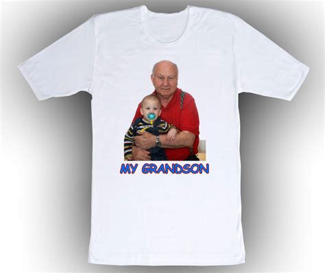 Shirt Print Personalized Photo T Shirts Custom Photo T Shirt Photo