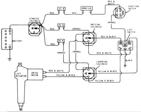 deere stx38 wiring diagram 31 wiring diagram images
