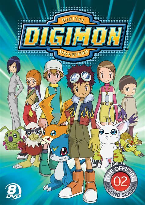 best digimon season review digimon season 2 geeks grace