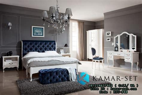 Tempat Tidur Elegan set tempat tidur utama model kamar set elegan mewah