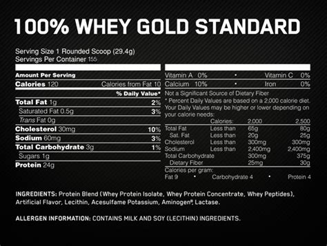 On Whey Gold Standard 10lbs on gold standard 100 whey 10lbs proteina