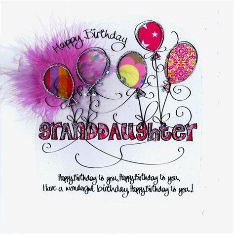Happy Birthday Granddaughter Quotes Happy Birthday Granddaughter Card Relation Happy