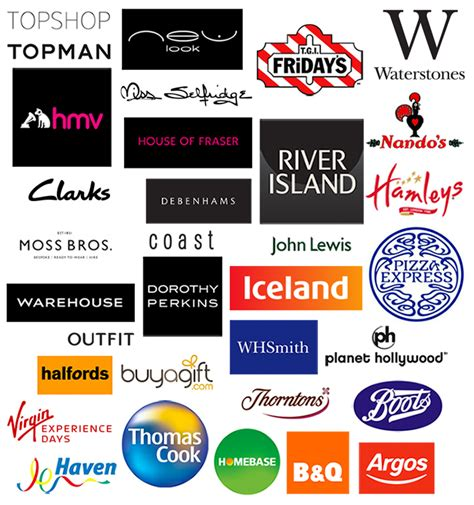 discount vouchers uk shopping where can i spend my shopping vouchers the opinionpanel
