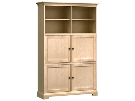 howard miller custom four door storage cabinet howhs50j