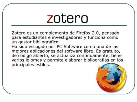tutorial de zotero en español tutorial zotero jorge guerra