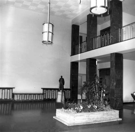 innenansichten des foyers quot haus 1 quot der stasi zentrale - Foyer Haus