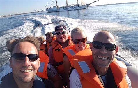 speedboot fahren ostsee speedboat fahren in warnem 252 nde als geschenkidee mydays