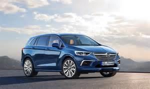 Opel Modellen Opel Lanceert Deze Zeven Modellen In 2017 Gman