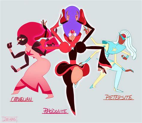 Steven Universe Garnet Pearlfusion | dou hong steven universe garnet pearl gem fusion