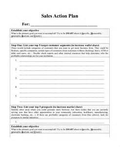 action plan templates 9 free word pdf documents