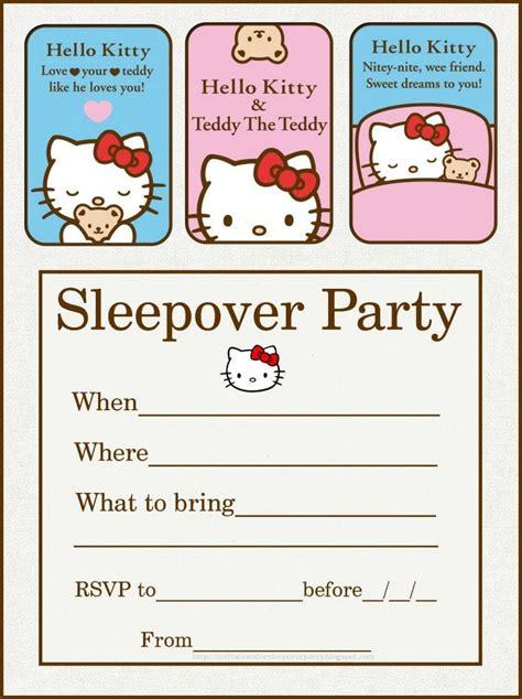 Sleepover Spa Party Invitations Templates Free Free Printable Slumber Invitations Templates