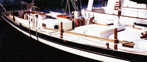lifelines stanchions woodenboat magazine