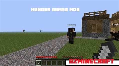 hunger games mod in minecraft hunger games mod 1 7 10 1 7 2 1 6 4 1 6 2 azminecraft info