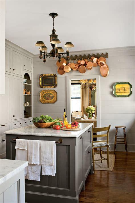 retro kitchen ideas stylish vintage kitchen ideas southern living