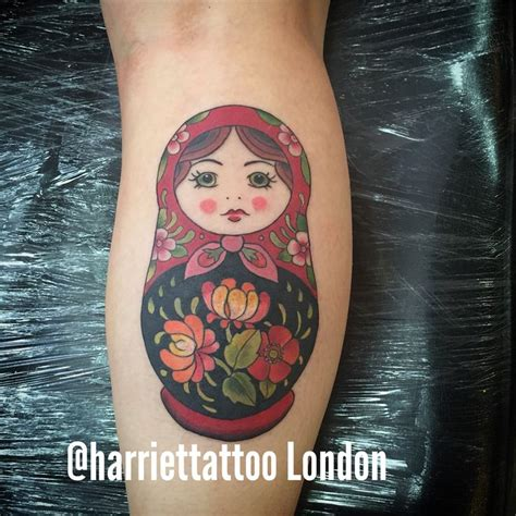 babushka doll tattoo designs best 25 babushka ideas on russian doll