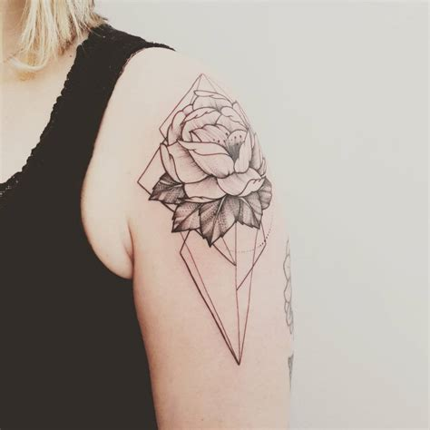 unique shoulder tattoos 90 best shoulder designs meanings symbols of