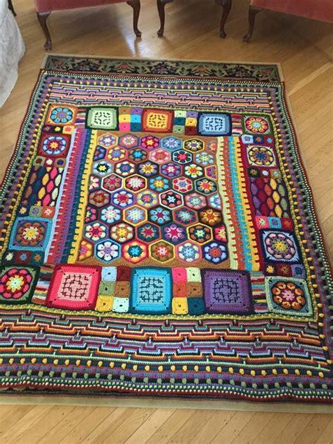 tappeto all uncinetto tappeto rettangolare alluncinetto design casa creativa e