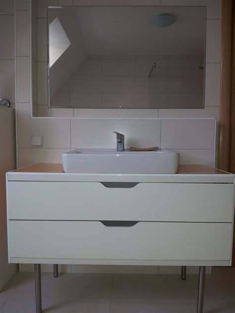 Ikea Bedroom Vanity Unit by Ikea Hackers My Stolmen Vanity Unit Casa De Banho