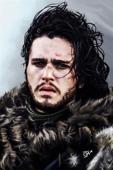 :GoT: Jon Snow by Ignis vitae on DeviantArt