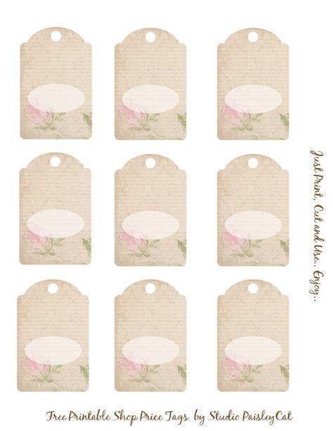 printable free price tags studio paisleycat s freebie blog free printable shop