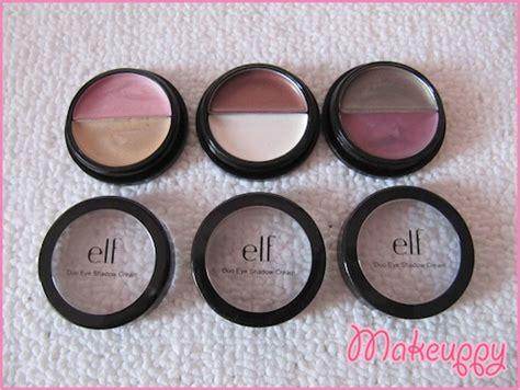 tutorial duo eyeshadow e l f nuovi duo eyeshadow cream makeuppy beauty blog