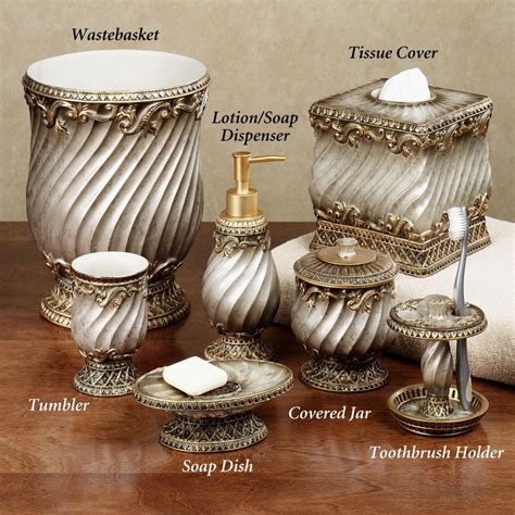 15 Ideas About Classic And Luxury Bathroom Accessories Bathroom Accessories Sets Luxury