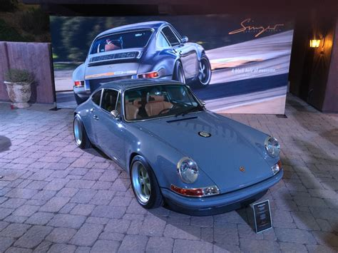 Singer Porsche Replica by I Saw Several Singer Porsches In One Place