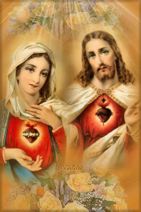 imagenes de jesus y la virgen maria juntos gifs y fondos pazenlatormenta im 193 genes de los sagrados