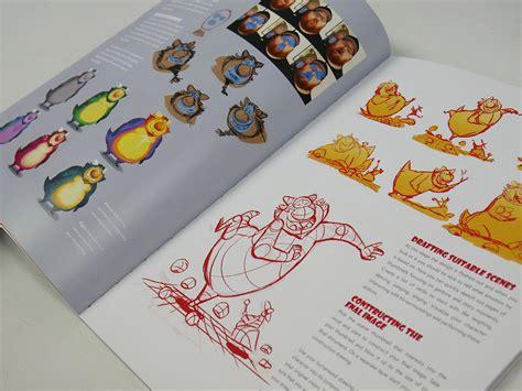 design quarterly magazine character design quarterly issue 01 3dtotal publishing
