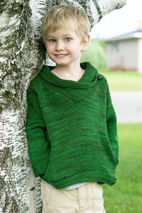 knitting pattern sweater boy minion dark matter knits