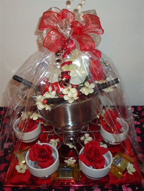 gift baskets for valentines fondue pot gift basket yelp