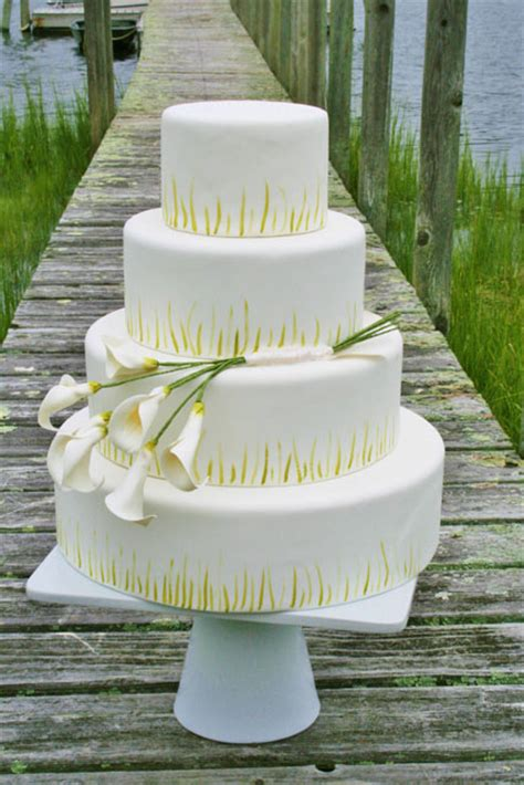 Wedding Cakes Nj by Wedding Cakes Nj Calla Custom Cake