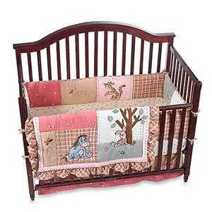 Baby Bedding Winnie The Pooh Disney S Winnie The Pooh Delightful Day 4 Crib