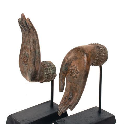 bronze garden statues