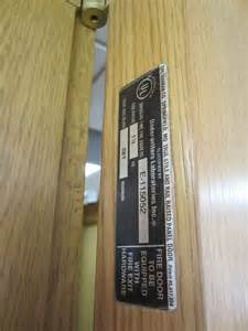Garage Door Stickers questions about fire doors everything you always wanted